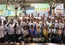 Siane Indriani Akrabi Komunitas Sepak Bola di Sidoarjo