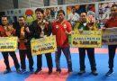 Dojo Sepende Sidoarjo Juara Umum Kejurda Karate Piala Hermawan Sulistyo
