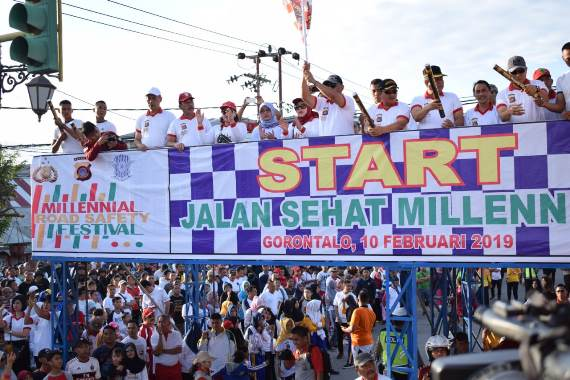 millenial gorontalo 1