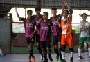 <span style='color:#ff0000;font-size:12px;'>Liga Futsal Surabaya 2019  </span><br> Nisrina FC Bikin Pelindo III FC Telan Tiga Kali Kekalahan Beruntun