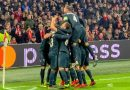 <span style='color:#ff0000;font-size:12px;'>Liga Champions </span><br> Real Madrid Raih Kemenangan di Kandang Ajax, setelah Gol Ajax Dianulir Memanfaatkan VAR