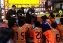 <span style='color:#ff0000;font-size:12px;'>Porprov Jatim 2019 </span><br> Futsal Puslatcab Surabaya Jajal Unesa