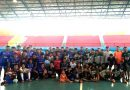 <span style='color:#ff0000;font-size:12px;'>Porprov Jatim 2019 </span><br> UJI COBA: Futsal Puslatda Surabaya Raih Kemenangan Ketiga
