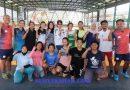 <span style='color:#ff0000;font-size:12px;'>Porprov Jatim 2019 </span><br> Ini Target Futsal Putri Surabaya di Porprov Jatim 2019 yang Dicanangkan Manajer Tim Lukitasari