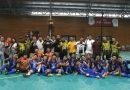 <span style='color:#ff0000;font-size:12px;'>Porprov Jatim 2019 </span><br> Kabupaten Malang Kalahkan Sumenep di Laga Pamungkas Babak Kualifikasi Grup C