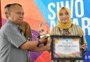 Terima Penghargaan Tokoh Peduli Olahraga SIWO Award 2019, Ini Ungkapan Kapolres Gresik