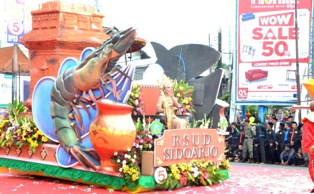 sidoarjo delta carnival