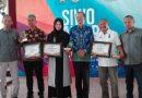 Jafro Megawanto dan Sarah Tria Monita, Atlet Terbaik Jatim 2018 Versi SIWO PWI Jatim