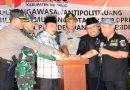 Kapolresta Sidoarjo Ajak Awasi Politik Uang di Pemilu 2019