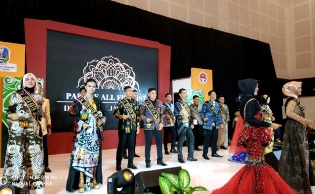 duta batik jatim 2019