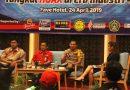 Diskusi Tangkal Hoaks di Era Industri 4.0 Awali Pengukuhan Pengurus Forwas