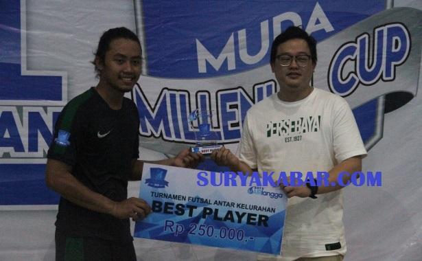 muda milenial best player