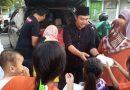 Solidkan Anggota dan Jalin Persaudaraan, Sahabat dr Sukma Berbagi Kotak Berbuka