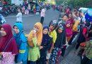 Pasar Rakyat Ramadhan Bagikan 3.000 Paket Sembako Murah