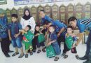 PWI Sidoarjo Berbagi dengan Anak-anak di UPT PSAB Dinas Sosial Jatim