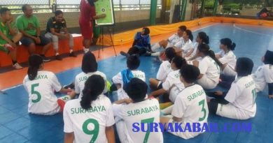 surabaya porprov putri