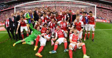 arsenal juara @Arsenal