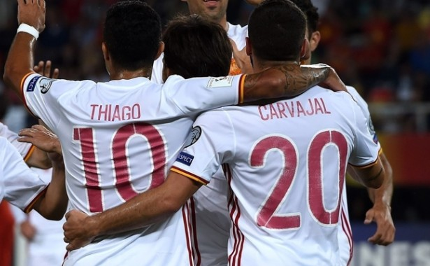 spanyol timnas uefa
