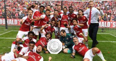 arsenal juara1 @Arsenal