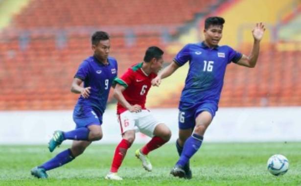 evan dimas vs thailand sea games 17