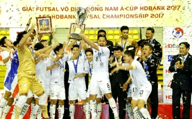 thailand aff futsal 2017