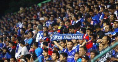 Persiba Vs Arema FC, Senin (1/5/2017). SURYA/HAYU YUDHA PRABOWO