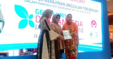 batik fashion show jnr