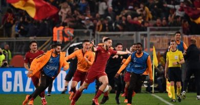 as roma twitter
