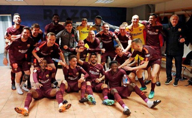 barcelona juara twitter ivanrakitic