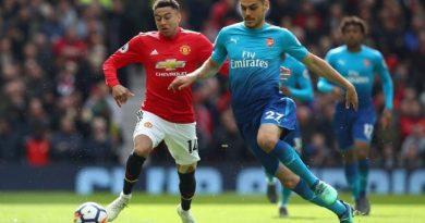mu vs arsenal twitter Arsenal