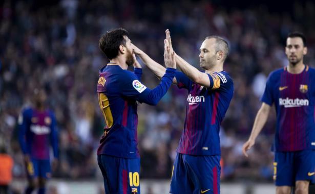 messi @FCBarcelona