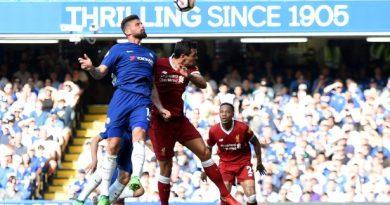 olivier giroud @ChelseaFC