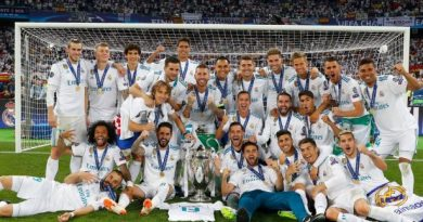 real madrid juara