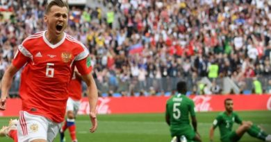 denis cheryshev @FIFAWorldCup