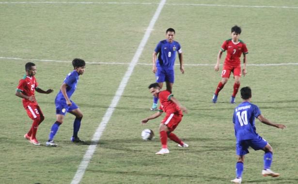 timnas u 19 vs thailand