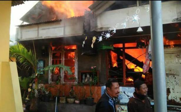 kebakaran gedangan