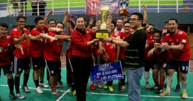 futsal pajak juara 1