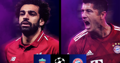 liverpool v muenchen