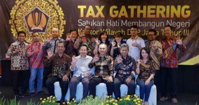 tax gathering kediri