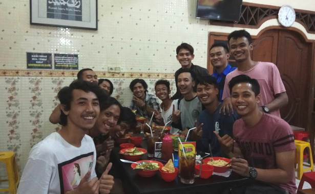 elc brotherhood tahun baru