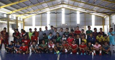 pasuruan kabupaten futsal