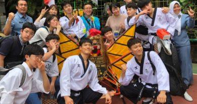 pelajar korea
