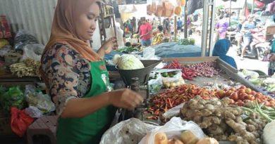pedagang pasar baru porong