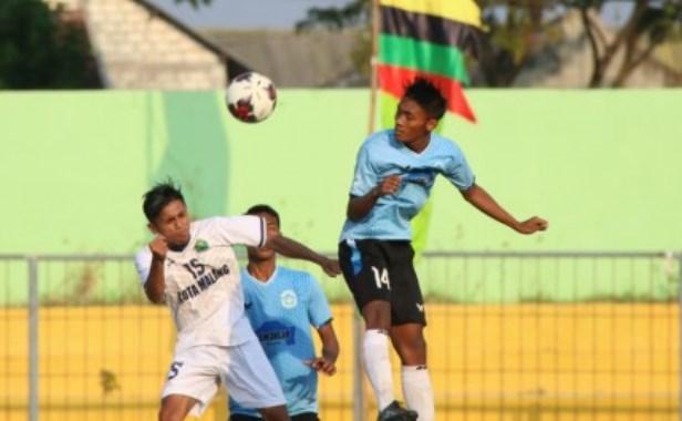 sepakbola lamongan v kota malang