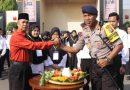 SMA Muhammadiyah 1 Taman Gandeng Satuan Brimob Polda Jatim
