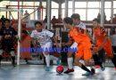 <span style='color:#ff0000;font-size:12px;'>Liga Futsal Surabaya 2019  </span><br> Raih Kemenangan, Godbless FC Naik ke Peringkat Kelima