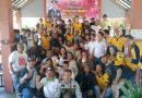 Sinergitas Polri dan Media, Polresta Sidoarjo Gelar Mancing bersama Wartawan