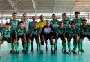 <span style='color:#ff0000;font-size:12px;'>Liga Futsal Surabaya 2019  </span><br> Kalimas Paruga FC Kontra Nisrina FC Diwarnai Jual Beli Gol