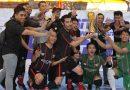 Bea Cukai Jatim I Ukir Quattrick Juara Turnamen Futsal Kementeriaan Keuangan Provinsi Jawa Timur