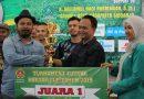 Kebonagung Juara Kartar Cup 2019 Sukodono